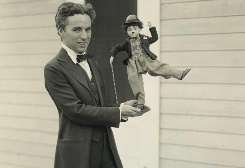7 самых известных фильмов Чарли Чаплина. - Новая Европа